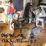 Digital_Me - The Accordion E.P.